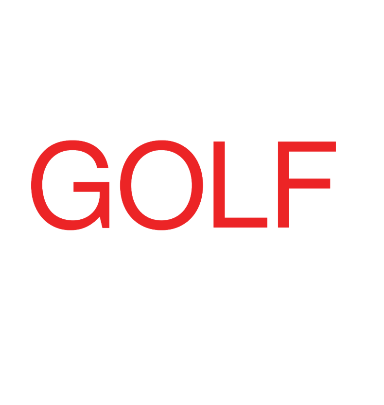 גולף ביגוד ובית לוגו